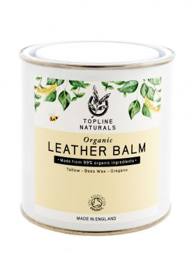 Leather Balm 1Ltr tin Sustainable Protection
