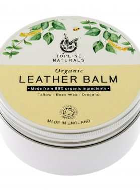 Leather Balm 200g Tin Nourishing Care