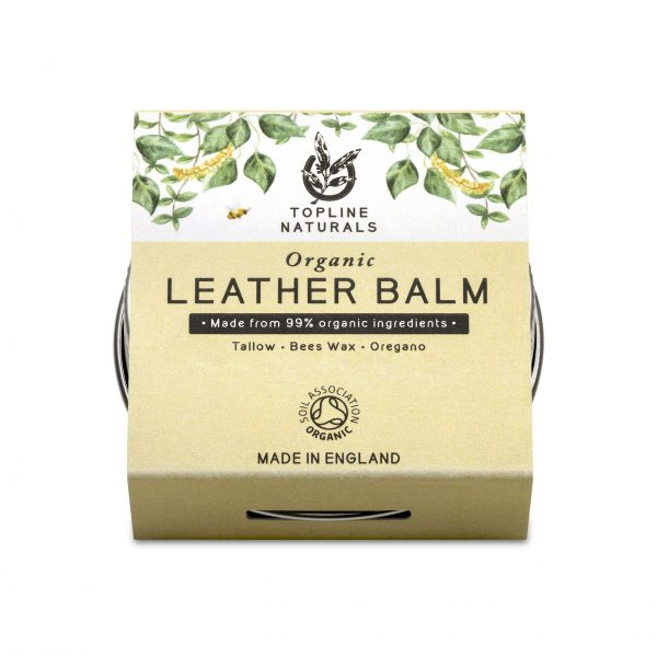Leather Balm Trial Size 30ml Nourishing Care