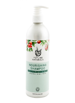 Nourishing Shampoo 500ml Product Image Horse Shampoo Sustainable Eco-friendly