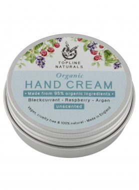 Hand Cream, Unscented 50ml studio photo